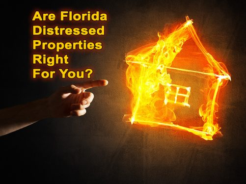 Buying distressed property