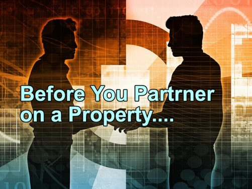 real estate joint venture agreement