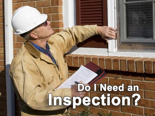 Do I Need an Inspection When Buying Investment Property?