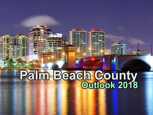 Palm Beach County Real Estate Outlook 2018