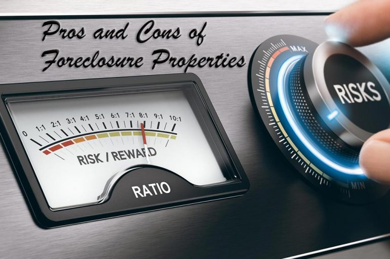 Pros and Cons of Foreclosure Properties in South Florida