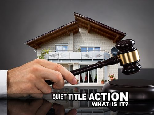 what is quiet title action