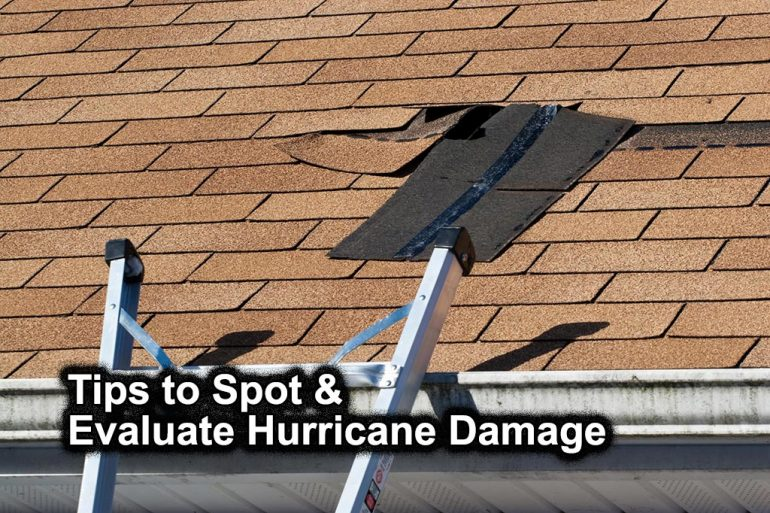 Tips to Spot and Evaluate Hurricane Damage to Investment Properties