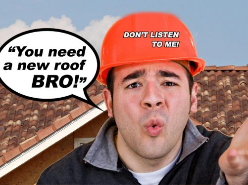 need a new roof