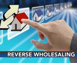 what is reverses wholesaling