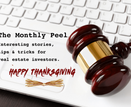 The Monthly Peel Thanksgiving