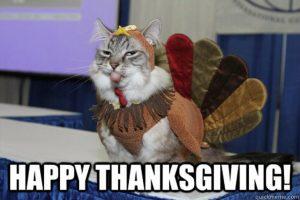 Funny Thanksgiving Memes 2019 #6