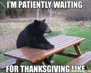 Funny Thanksgiving Memes 2019 #8