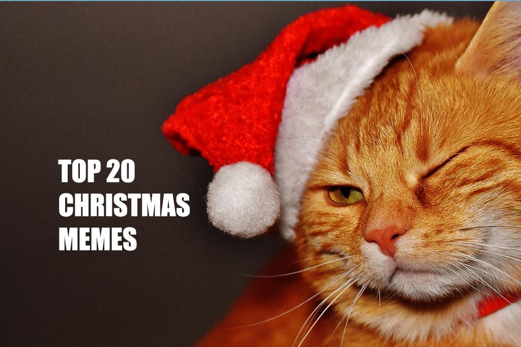 Top 20 Funny Christmas Memes