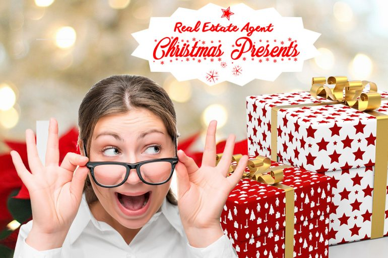 Christmas Presents for Real Estate Agents