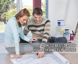 fix and flip a property
