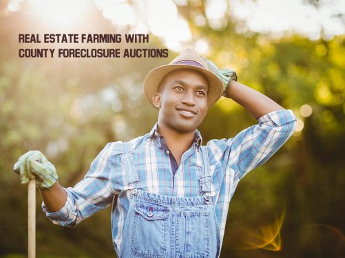 Real Estate Farming with County Foreclosure Auctions