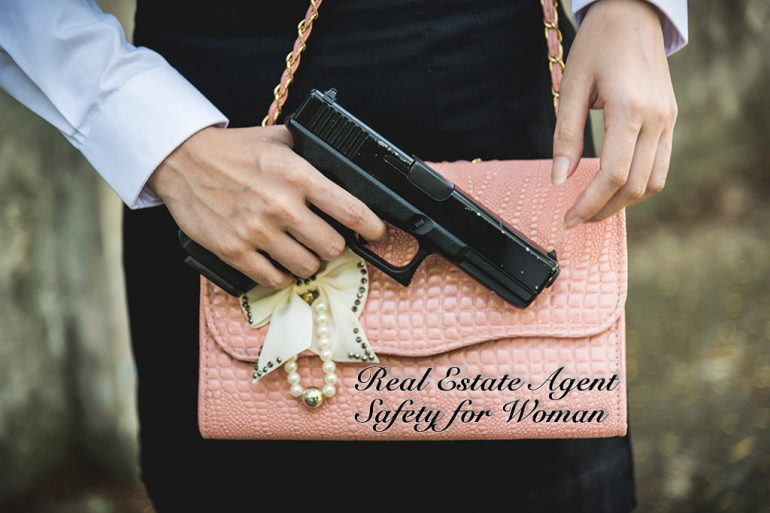 Real Estate Agent Safety for Woman