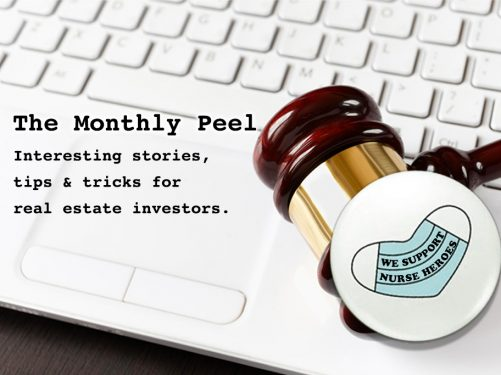 The Monthly Peel supports our nurse heroes