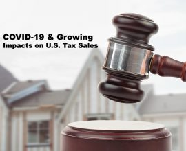 COVID-19 & Growing Impacts on U.S. Tax Sales