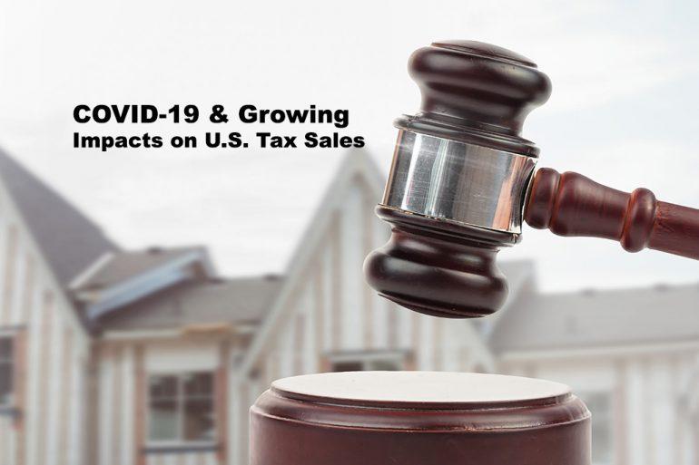 COVID-19 & Growing Impacts on U.S. Tax Sales