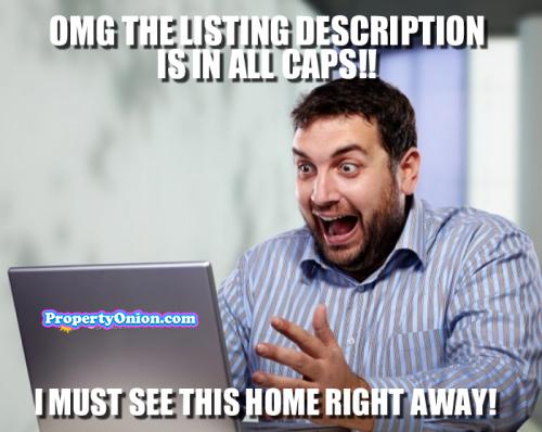 Real Estate Meme