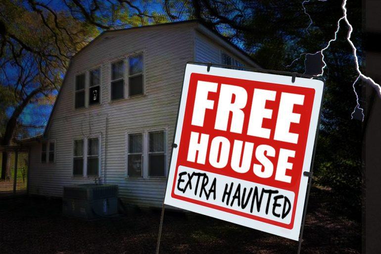 Free Haunted House
