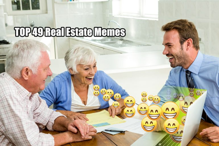 Funny Real Estate Memes