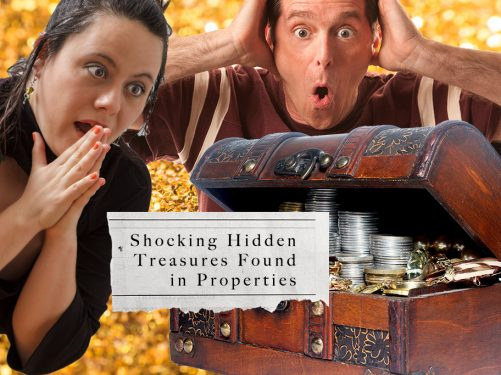 Shocking Hidden Treasures Found in Newly Purchased Properties