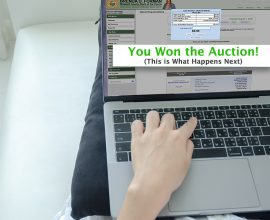 You won the auction, here's what happens next