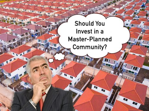 Invest in Master planned community