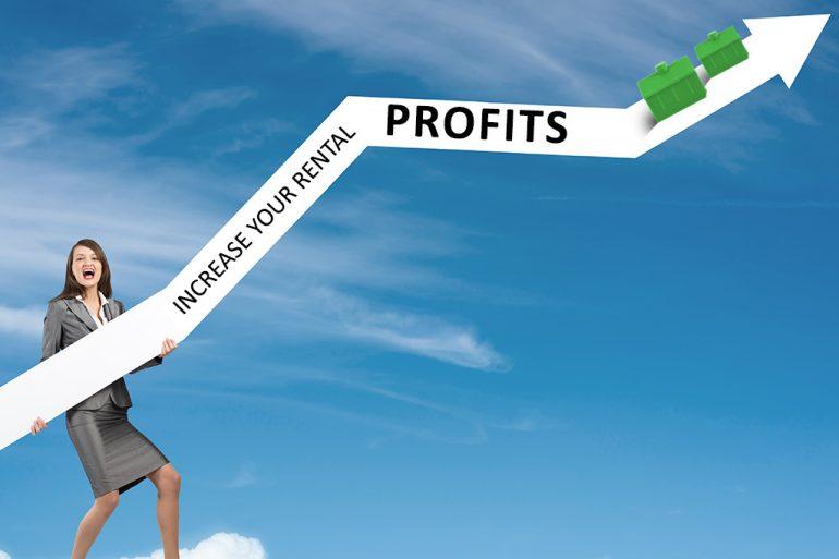increase rental profits