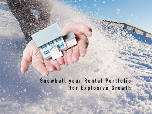 How to Snowball Your Rental Portfolio