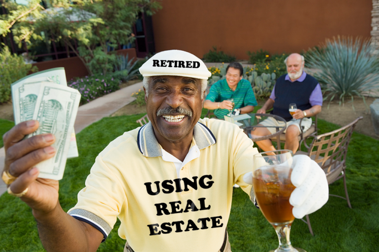 Using Real Estate to Retire