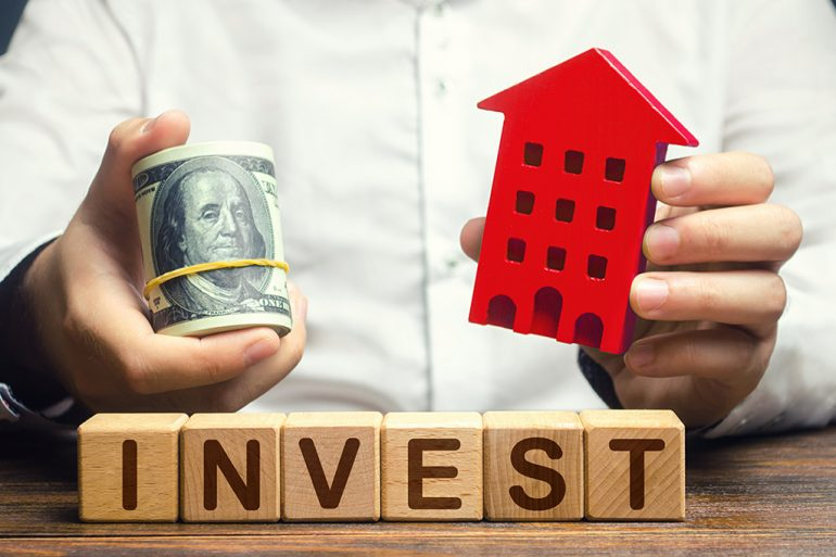 Inest in Commercial real estate