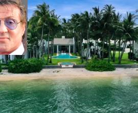 Sylvester Stallone moves to Palm Beach