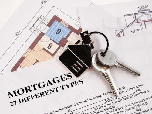 different types of mortgages explained
