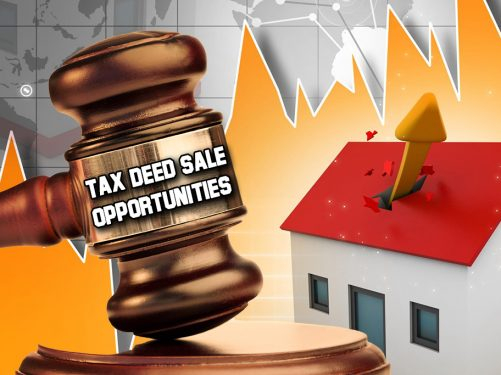 Look to Tax Deed Sales for Opportunities in a Sellers Market