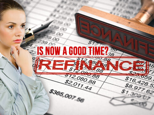 Is this the best time to refinance your rental property