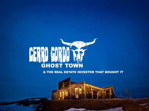 Cerro Gordo ghost town investor