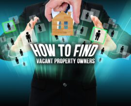 How to find the owners of any vacant property
