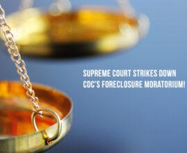 Supreme Court throws out Biden administration eviction moratorium